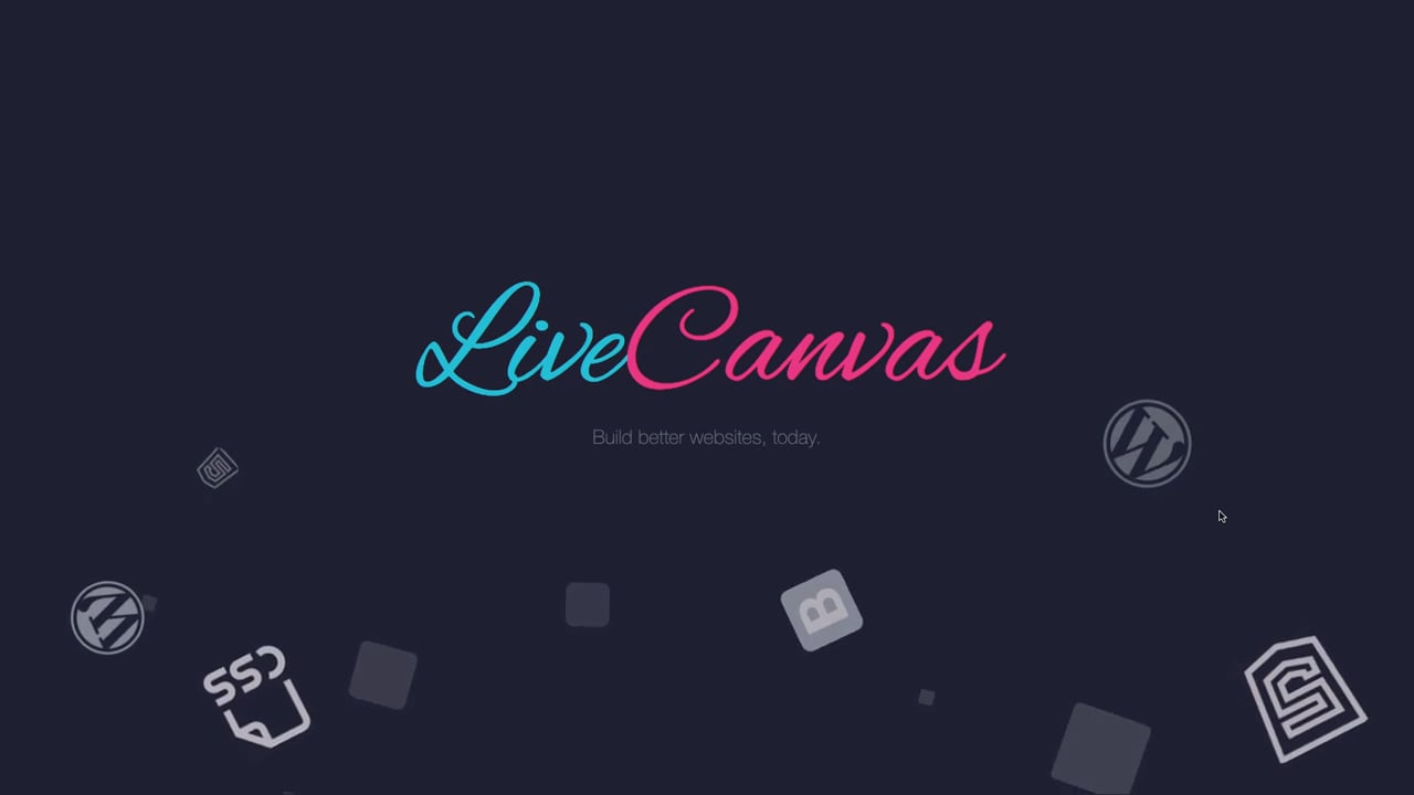 Download LiveCanvas v1.6.0 - Pure HTML and CSS WordPress builder Free / Nulled