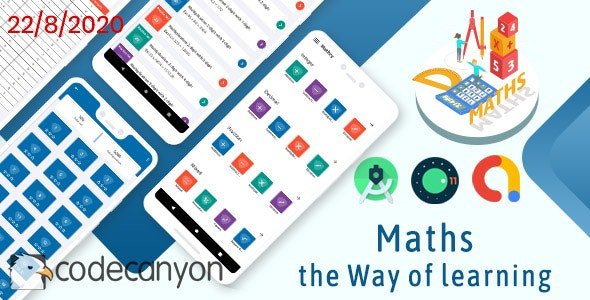 Download Maths v1.4 - The way of new learning Free / Nulled