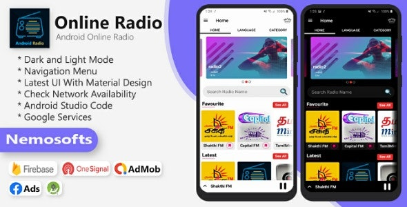 Download Android Online Radio (3 September 2020) Free / Nulled