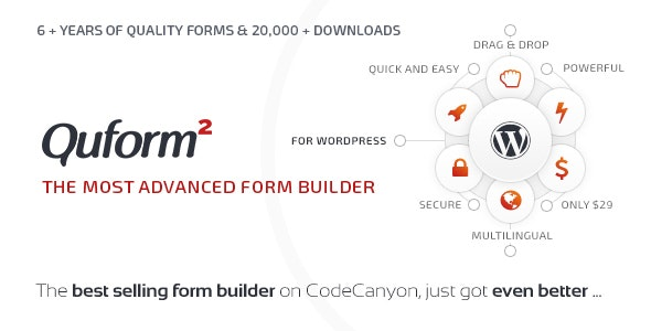 Download Quform v2.12.1 - WordPress Form Builder Free / Nulled