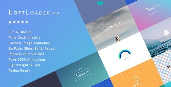 Download LoftLoader Pro v2.2.3 - Preloader Plugin for WordPress Free / Nulled