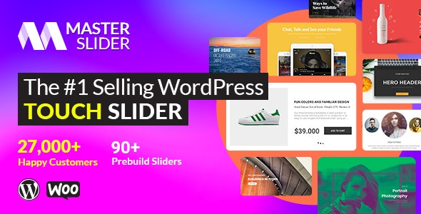 Download Master Slider v3.4.2 - WordPress Responsive Touch Slider Free / Nulled