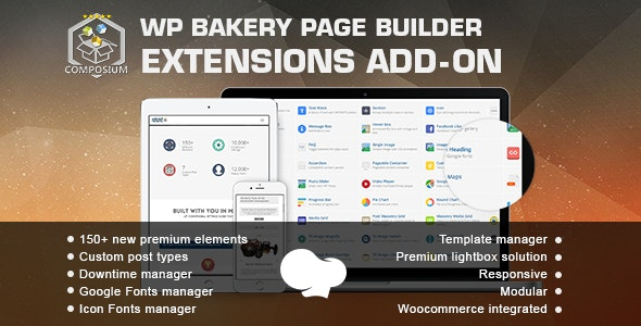 Download Composium v5.6.0 - WP Bakery Page Builder Addon Free / Nulled