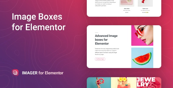 Download Imager v1.0.0 - Advanced Image-Box for Elementor Free / Nulled