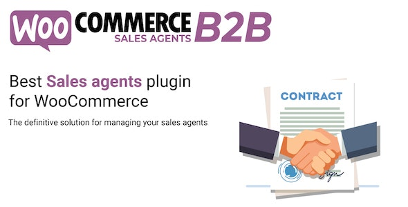 Download WooCommerce B2B Sales Agents v1.0.5 Free / Nulled