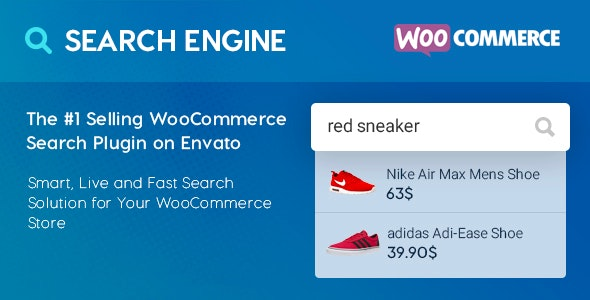 Download WooCommerce Search Engine v2.1.13 Free / Nulled