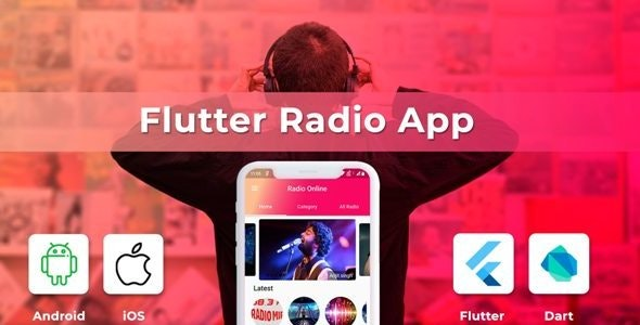 Download Radio Online v1.0 Free / Nulled