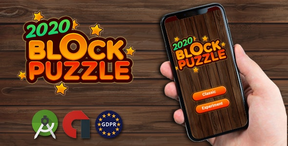 Download Block puzzle 2020 v1.0 Free / Nulled