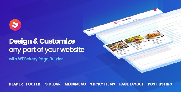 Download Smart Sections Theme Builder v1.5.5 - WPBakery Page Builder Addon Free / Nulled
