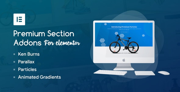 Download Premium Section Add-ons for Elementor v1.0.1 - Free / Nulled
