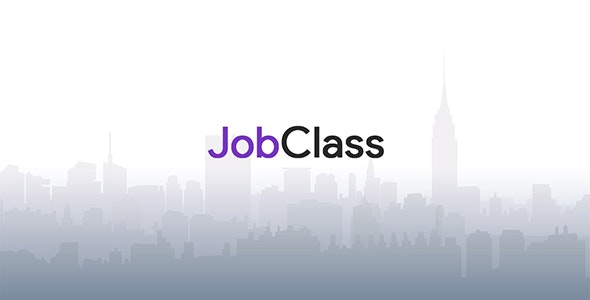 Download JobClass v6.0.4 - Job Board Web Application Free / Nulled