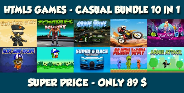 Download Casual 10 Games - Bundle 1 Free / Nulled