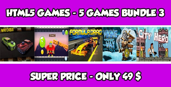 Download Casual 5 games - Bundle 3 Free / Nulled