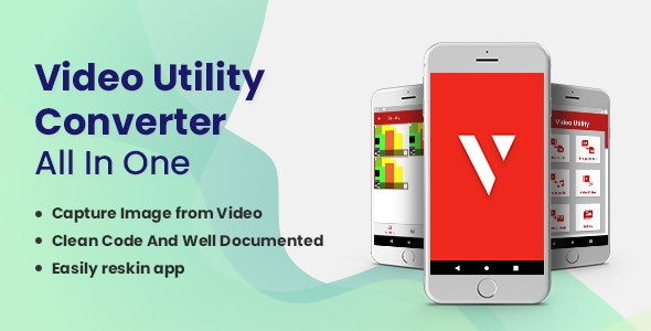 Download Video Utility Converter v1.7 - All In One Free / Nulled