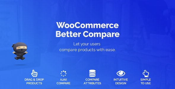 Download WooCommerce Compare Products v1.4.3 Free / Nulled