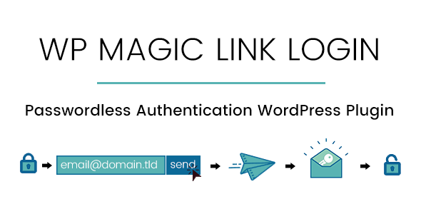 Download WP Magic Link Login v1.5.6 - Passwordless Authentication Free / Nulled