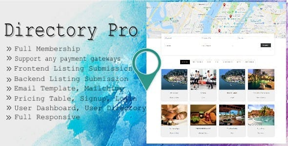 Download Directory Pro v2.1.1 Free / Nulled