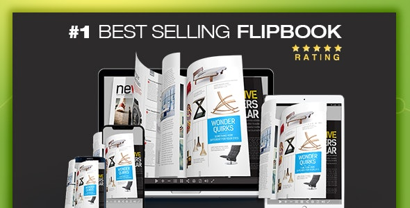 Download Real3D FlipBook v3.17 -  jQuery Plugin Free / Nulled