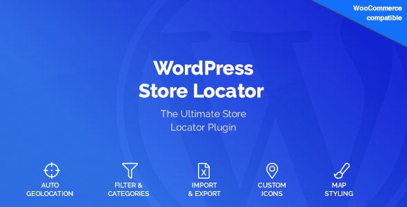 Download WordPress Store Locator v1.13.0 Free / Nulled