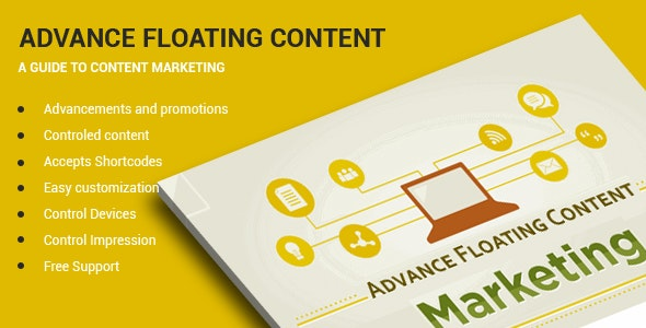 Download Advanced Floating Content v3.6.0 Free / Nulled