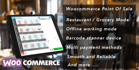 Download Openpos v4.5.3 - WooCommerce Point Of Sale (POS) Free / Nulled
