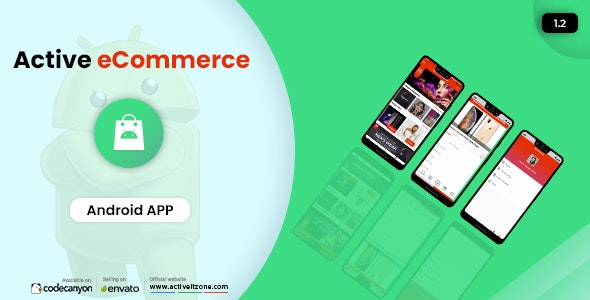 Download Active eCommerce Android App v1.2 Free / Nulled