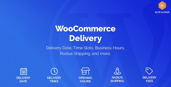 Download WooCommerce Delivery v1.1.4 - Delivery Date & Time Slots Free / Nulled