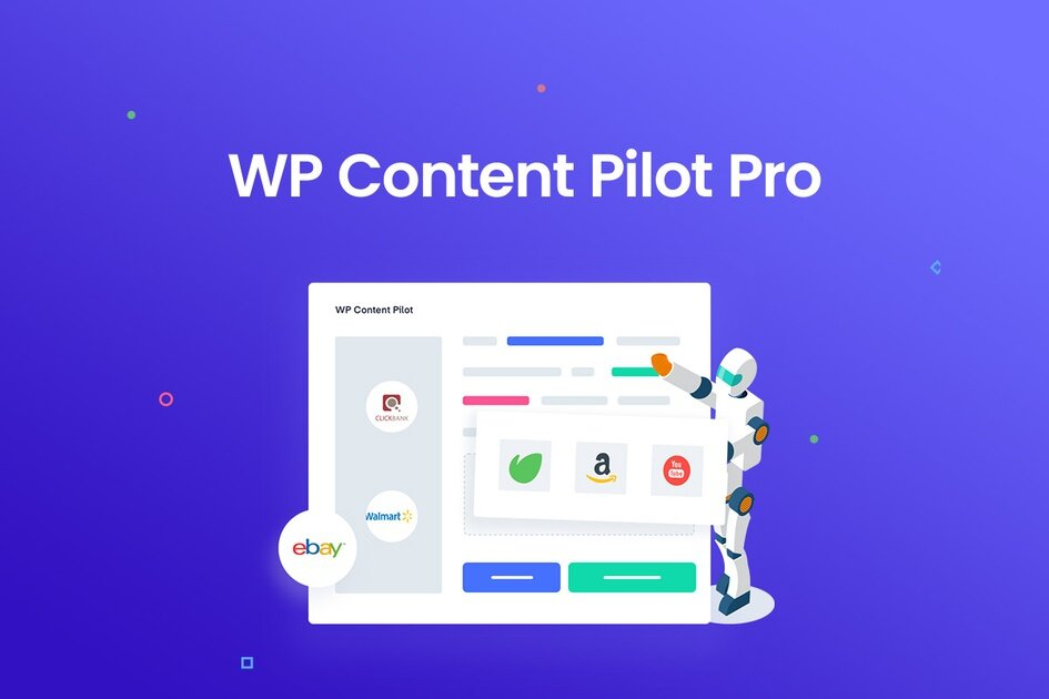 Download WP Content Pilot Pro v1.1.7 Free / Nulled