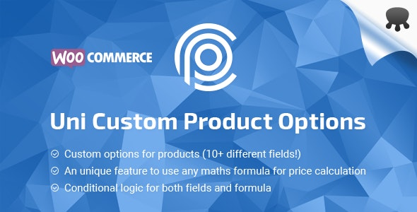 Download Uni CPO v4.9.3 - WooCommerce Options and Price Calculation Formulas Free / Nulled