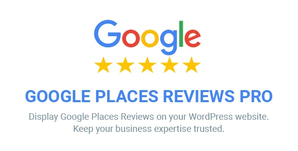 Download Google Places Reviews Pro v2.4 - WordPress Plugin Free / Nulled