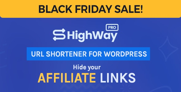 Download HighWayPro v1.5.0 - Ultimate URL Shortener & Link Cloaker for WordPress Free / Nulled