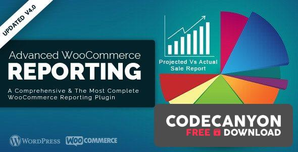 Download Advanced WooCommerce Reporting v5.8 Free / Nulled