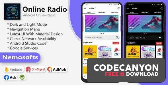 Download Android Online Radio (3 September 20) Free / Nulled
