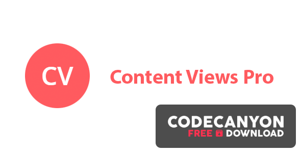 Download Content Views PRO v5.8.4 – WordPress Grid Plugin Free / Nulled