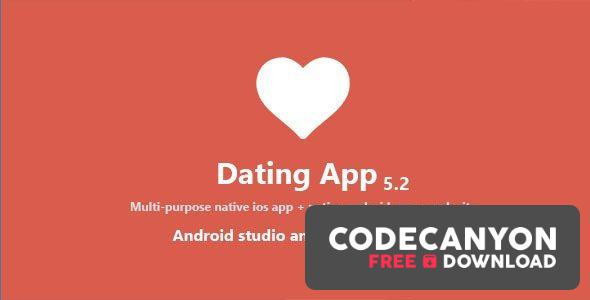Download Dating App v5.2 – web version, iOS and Android apps (Nulled) Free / Nulled