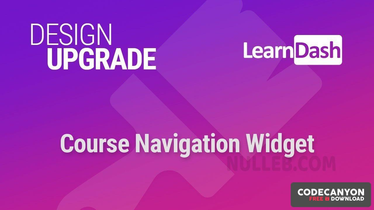 Download Design Upgrade Pro for LearnDash v2.13 Free / Nulled