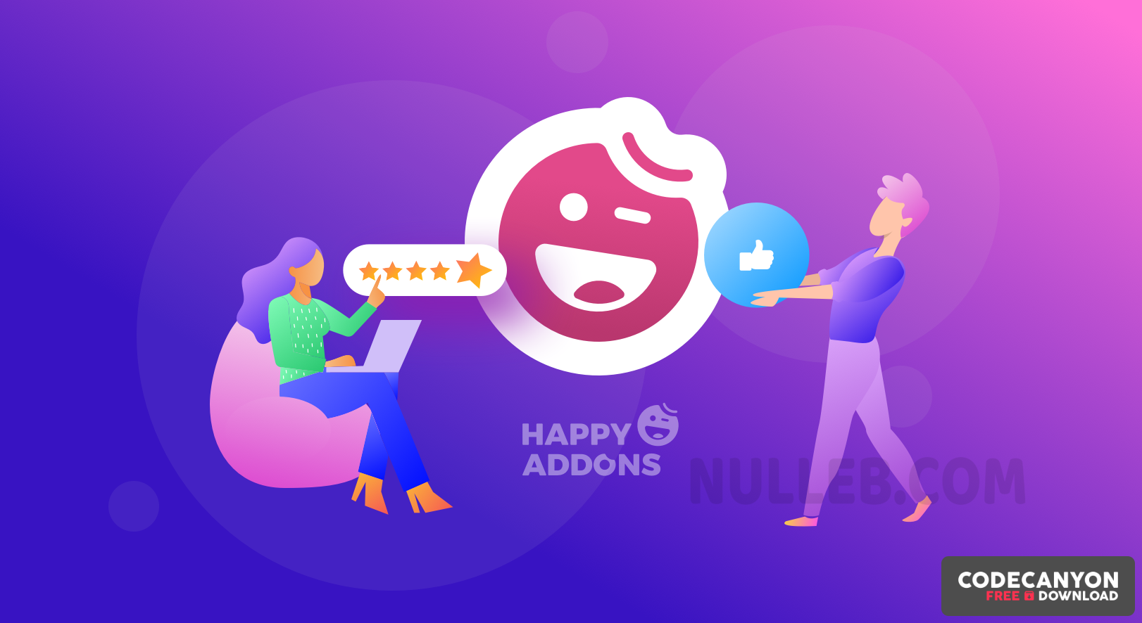 Download Happy Elementor Addons Pro v1.13.1 (Nulled) Free / Nulled