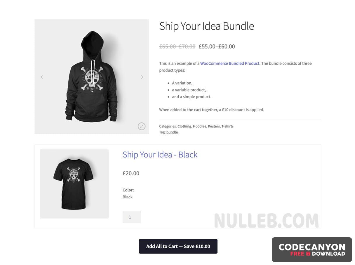 Download Iconic WooCommerce Bundled Products v2.0.13 (Nulled) Free / Nulled