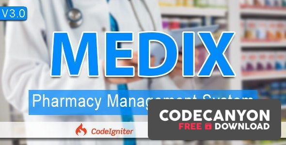Download Medix v3.4 – The Pharmacy POS & Management System Free / Nulled