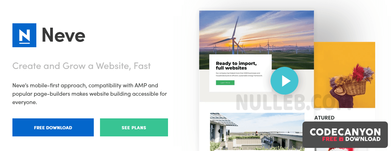 Download Neve Pro Addon v1.4.0 (Nulled) Free / Nulled