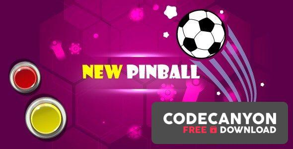 Download New Pinball v1.0 – Unity Complete Project Free / Nulled