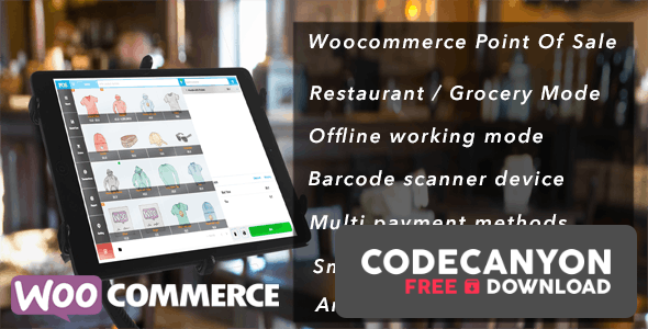 Download Openpos v4.6.5 – WooCommerce Point Of Sale(POS) Free / Nulled