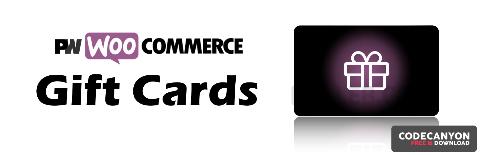Download PW WooCommerce Gift Cards Pro v1.292 – WooCommerce Gift Cards Free / Nulled