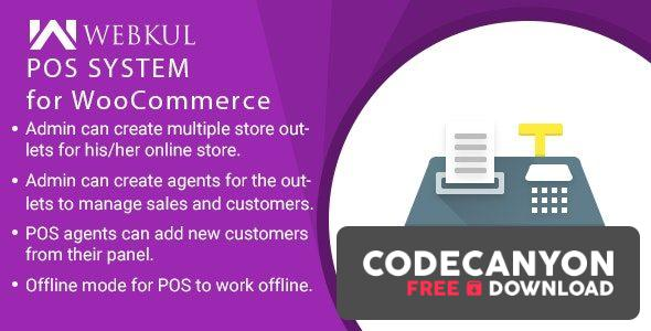 Download Point of Sale System for WooCommerce (POS Plugin) v3.5.0 Free / Nulled