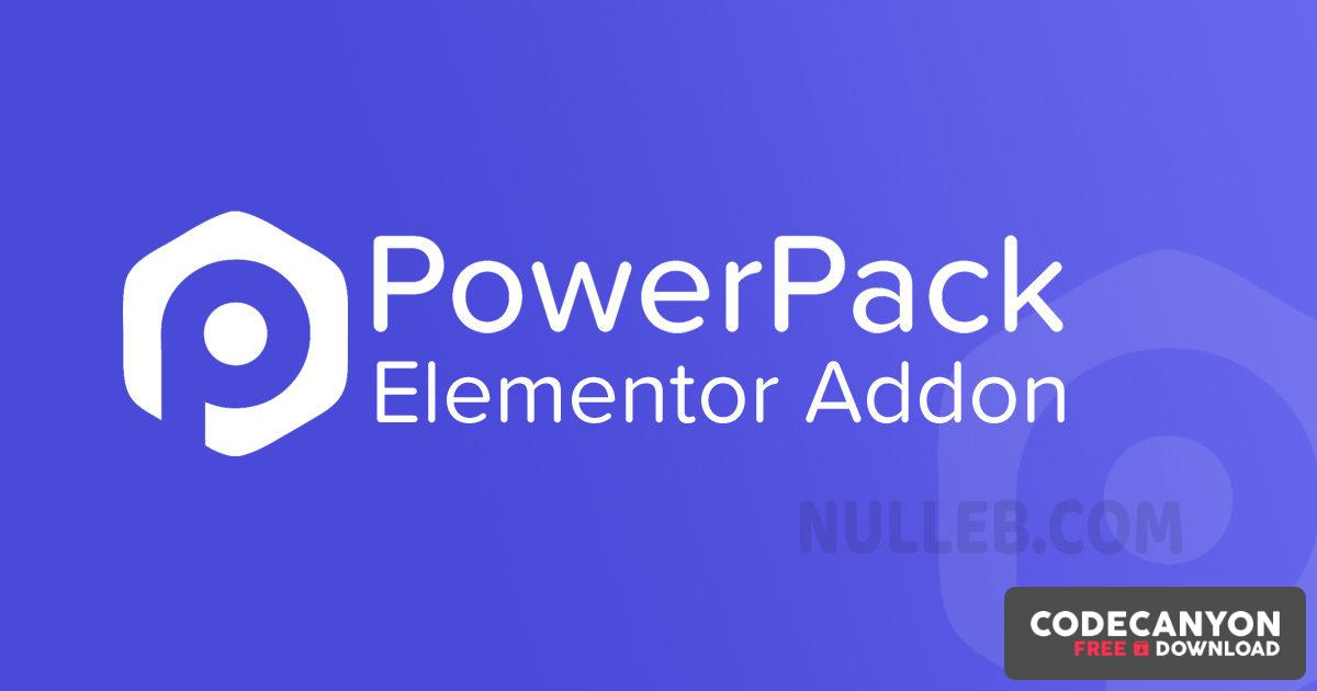 Download PowerPack for Elementor v2.2.1 – Addons & Widgets Addons for Elementor (Nulled) Free / Nulled