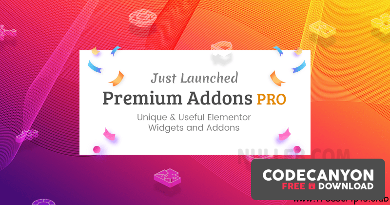 Download Premium Addons PRO v2.2.4 – Premium Addons For Elementor Pro (Nulled) Free / Nulled