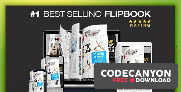 Download Real3D FlipBook jQuery Plugin v3.17 Free / Nulled