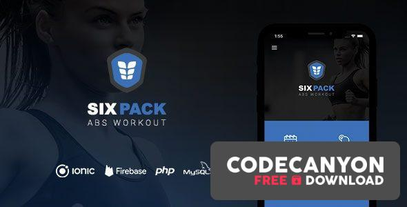 Download SixPack v2.0.0 – Complete Ionic 5 Fitness App + Backend Free / Nulled