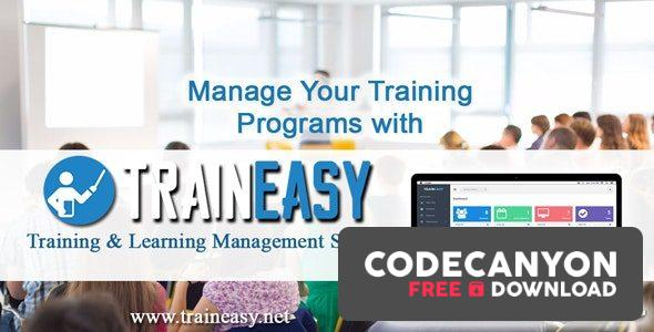 Download TrainEasy v3.2 Training & Learning Management System Free / Nulled