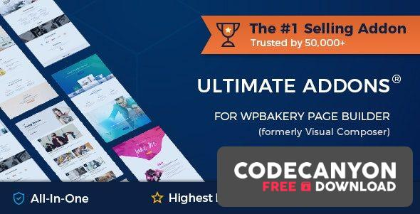 Download Ultimate Addons for WPBakery Page Builder v3.19.8 (Nulled) Free / Nulled